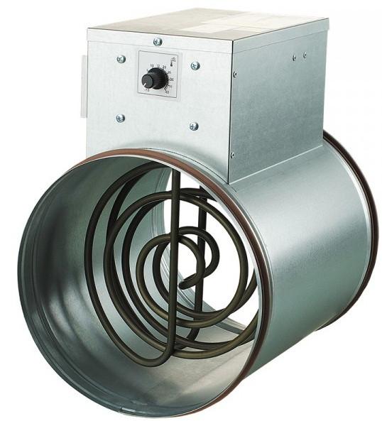 ВЕНТС НК-160-2,0-1 У - круглый электрический нагреватель