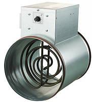 ВЕНТС НК-100-1,2-1 У - круглый электрический нагреватель