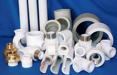 Труби та фітинги для систем опалення та водопостачання
