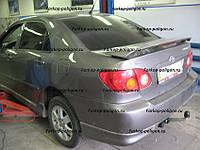 Фаркоп TOYOTA Corolla седан (европ) с 2001-2006 г.