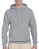 Худи Jerzees® NuBlend® Fleece Pullover Hood Athletic Heather