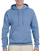 Худи Jerzees® NuBlend® Fleece Pullover Hood Light Blue