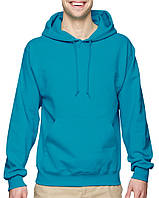 Худи Jerzees® NuBlend® Fleece Pullover Hood California Blue