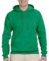 Худи Jerzees® NuBlend® Fleece Pullover Hood Kelly