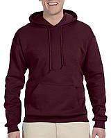 Худи Jerzees® NuBlend® Fleece Pullover Hood Maroon