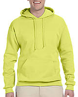 Худи Jerzees® NuBlend® Fleece Pullover Hood Safety Green