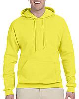 Худи Jerzees® NuBlend® Fleece Pullover Hood Neon Yellow