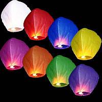 Небесные фонарики - купола