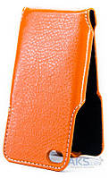Чехол Status Side Flip Series Apple iPhone 4, iPhone 4S Orange
