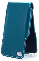 Чехол Status Side Flip Series Apple iPhone 4, iPhone 4S Turquoise