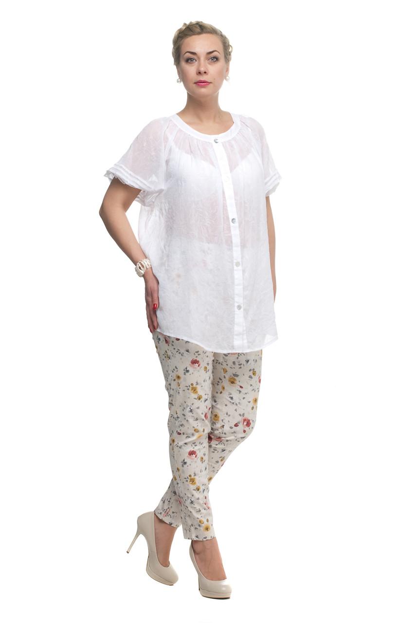 Женские брюки большого размера доставка