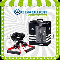 Эспандер трубчатый Adidas силовой Level 1 (легкий), фото 1
