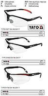 Очки окуляри захисні відкриті YATO-7363