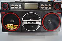 Портативная колонка Knstar FP 650R, портативная акустика, музыкальные колонки, аудиотехника, аксессуары для ПК