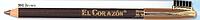 Карандаш для бровей El Corazon Brown