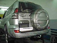Фаркоп TOYOTA Land Cruiser Prado 120 (под штатный крепеж) c 2002 г.
