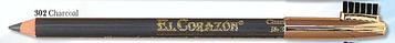 Карандаш для бровей El Corazon Charcoal