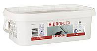 Litokol Hidroflex (гидрофлекс) 5 кг - гидроизоляция литокол готовая однокомпонентная (внутр)