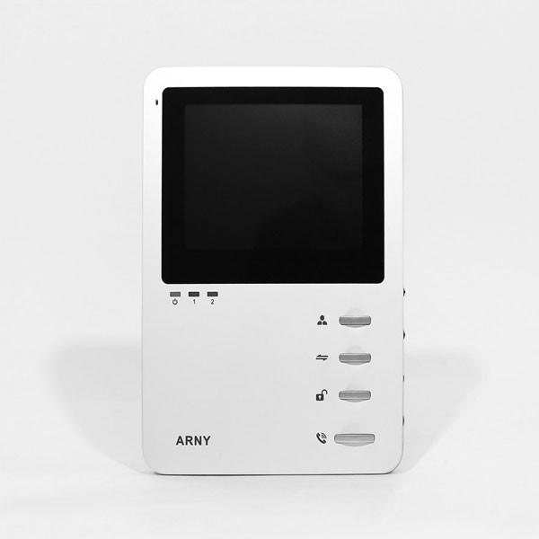 ARNY AVD-410M цветной видеодомофон с памятью