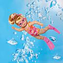 Кукла пупс Baby Born Беби Борн Интерактивная я умею плавать оригинальный Zapf Creation 818725, фото 6