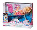 Кукла пупс Baby Born Беби Борн Интерактивная я умею плавать оригинальный Zapf Creation 818725, фото 3