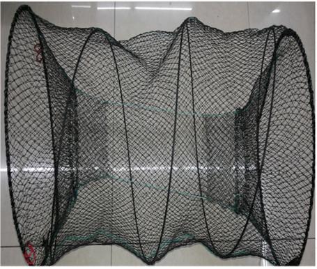 Лучшая цена на Вентерь рыболовный круглый 40*80 см, рыболовная ...