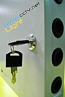 Блок живлення для камер відеоспостереження BOX 12V 3.5 А, фото 1