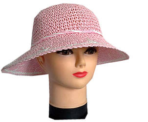 Женская соломенная шляпа, фото 2