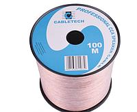 Акустический кабель CABLETECH 2х0,50mm CCA (100м)