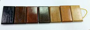 Банкетка деревянная в прихожую Комфорт 3, цвет на выбор, фото 2