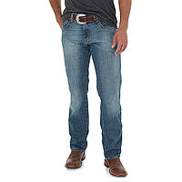 Джинсы Wrangler Retro Slim Fit Straight Leg, Rocky Top, фото 1