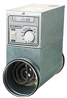 ВЕНТС НК-160-6,0-3 У - круглый электрический нагреватель
