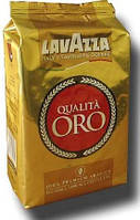 Кофе Lavazza Qualita oro в зернах 1кг