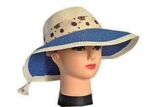 Женская шляпка среднее поле, фото 2