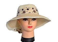 Женская шляпка среднее поле, фото 3