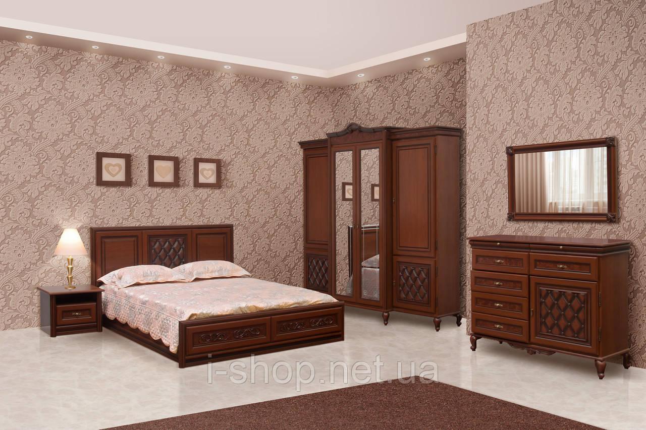 Модульная система Ливорно - Кровать 2сп 1,8
