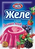 "Желе ""Лесные ягоды"" 90г"