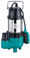 Насос Aquatica LEO V180F, 0.18квт, Hmax 7м,Qmax 8м³/ч, 220V,дренажный