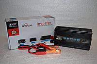 Инвентор напряжения 1000w, преобразователь UKC 12/220 500w, автомобильные инверторы, преобразователи напряжени