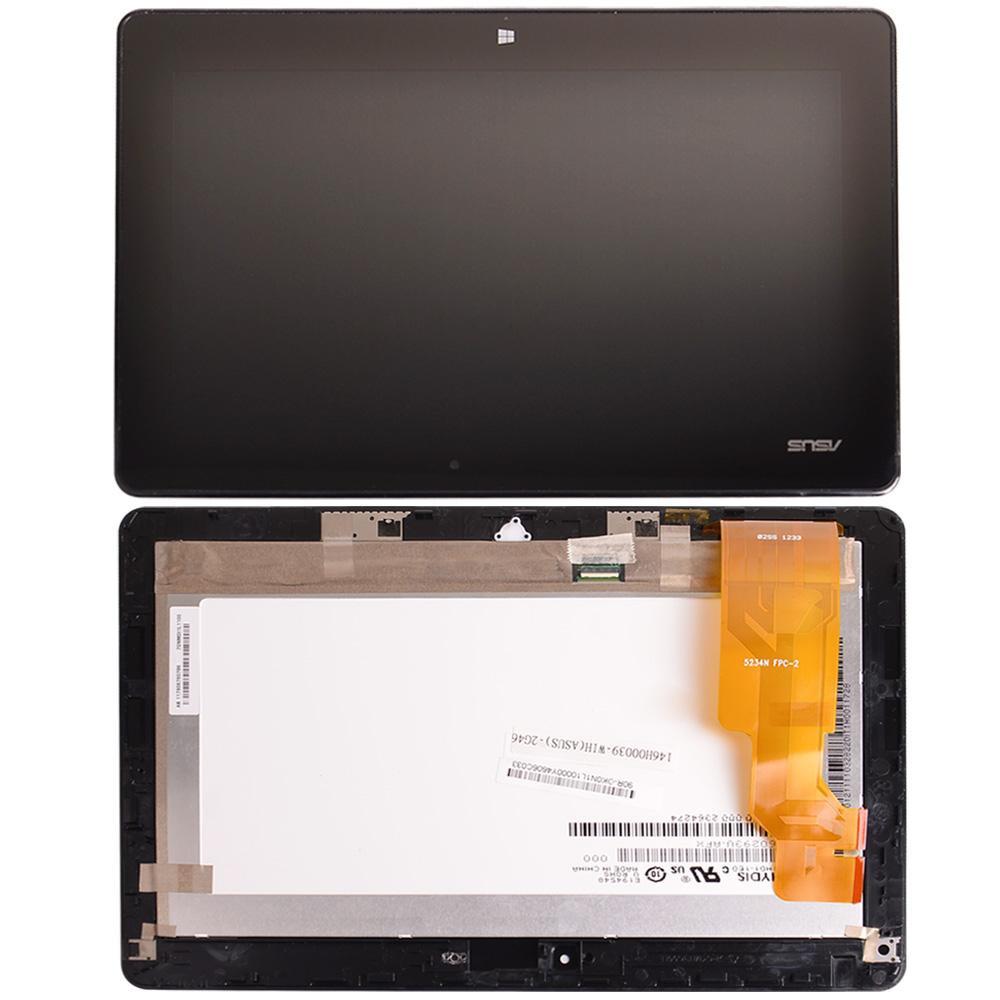 Тач + матрица + рамка ASUS TF600 модуль