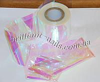 "Слюда ""Битое стекло"" прозрачно-розовый хамелеон"