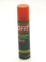 OFF! Экстрим аерозоль против комаров и клещей