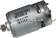 Двигатель шуруповерта 18В Li-Ion Bosch оригинал 2609120395