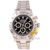 Мужские механические часы Rolex Daytona Cosmograph Steel (Ролекс Дайтона)