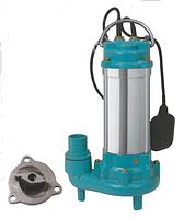 Насос Aquatica LEO WQD7-8-0.75QGF, 0.75квт, Hmax 12м,Qmax 12м³/ч, 220V,дренажно-канализационный