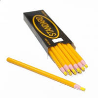 Мел-карандаш для ткани  желтый