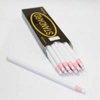 Мел-карандаш для ткани  белый