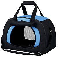 Сумка-переноска для собак и кошек + вентиляция до 6 кг trixie 28952 31*32*48 см