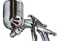 Пневмопистолет лакокрасочный с плавающим баком, К-3