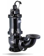 Насос Aquatica LEO 50WQD10-10, 0.75квт, Hmax 13м,Qmax 28м³/ч, 220V,канализационный